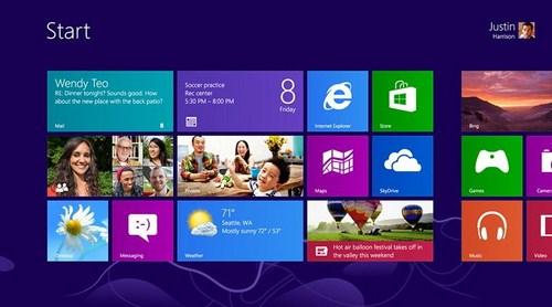 Pendaftaran Upgrade Windows 8 dengan Harga 140 ribu Rupiah Sudah Dibuka