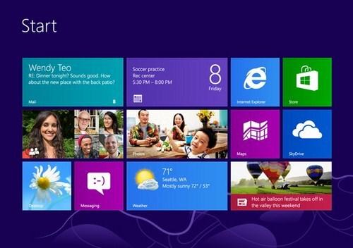 Windows 8 RTM Final Sudah Bisa Didownload Versi Trialnya dengan 3 Bulan Masa Aktif