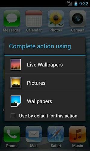 Dapatkan Nuansa iOS 6 Di Android Menggunakan Fake iPhone 5