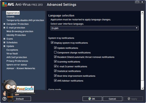 Download AVG Antivirus Free Versi Terbaru
