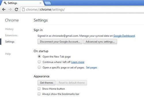 Cara Menghilangkan AVG Search dan Toolbar