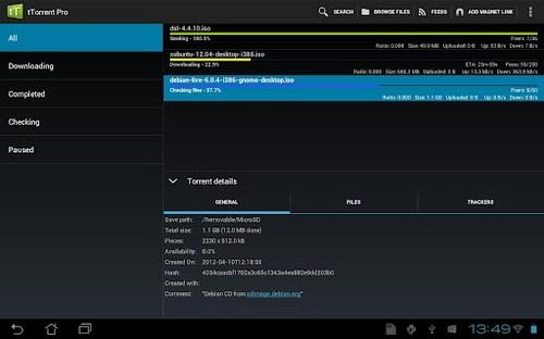 Sekarang Kamu Bisa Mendownload Torrent Menggunakan Android