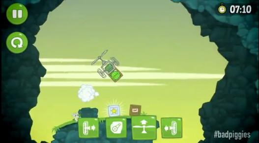 Game Terbaru dari Rovio Bernama Bad Piggies Hadir Pada 27 September