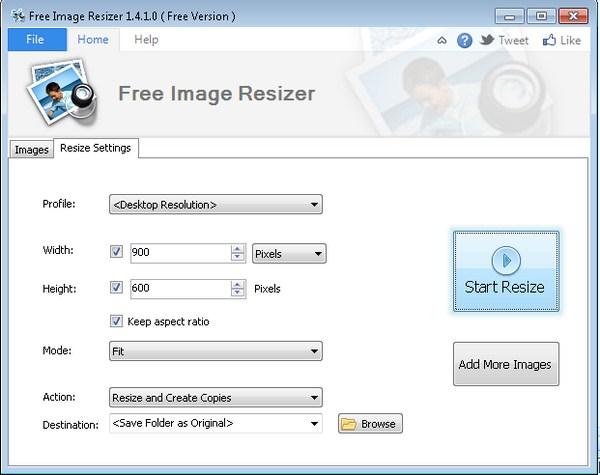 Mudah Resize Gambar Menggunakan Free Image Resizer
