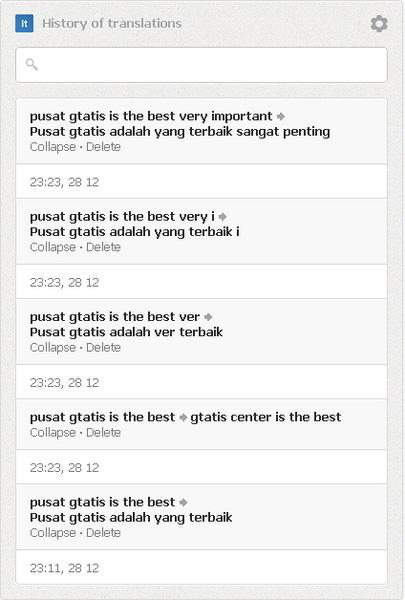 Translate Hingga 66 Bahasa Dengan Mudah dan Cepat Menggunakan Instant Translate