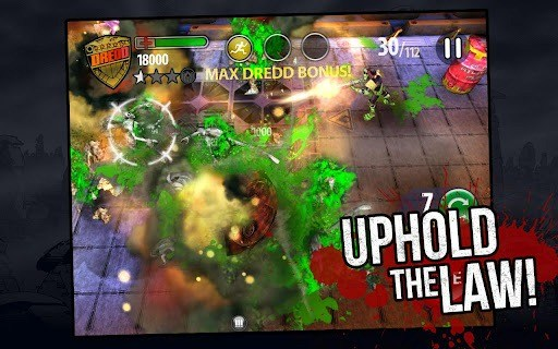 Game Terbaru Android Bulan September: Judge Dredd vs. Zombies
