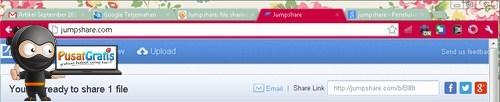 Berbagi File Dengan Cepat dan Mudah Menggunakan JumpShare