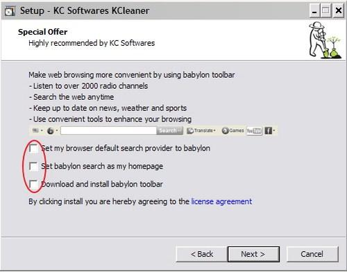 Membersihkan Hard Disk Kamu dengan Cepat dan Mudah Menggunakan KCleaner