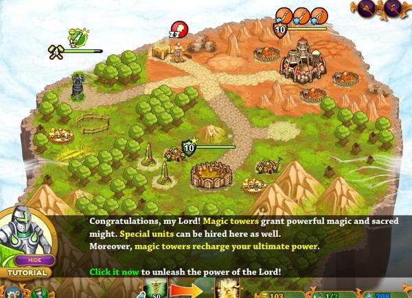 Takeover: Mainkan Game RPG yang Membuat Ketagihan