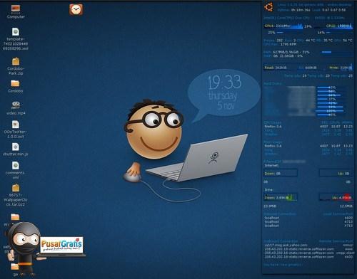 Aplikasi dan Animasi Wallpaper Jam Keren Yang Perlu Kamu Coba