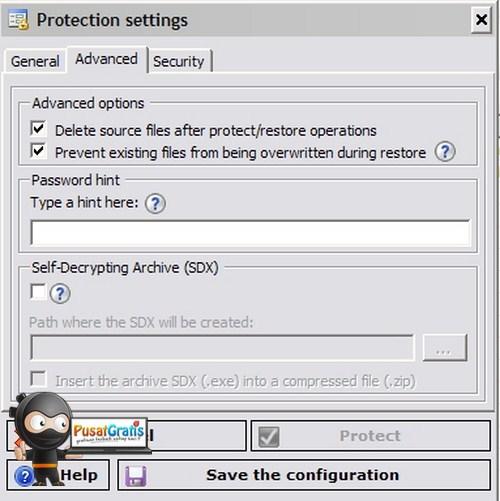 Melindungi Berbagai Jenis File Rahasia dengan Androsa FileProtector