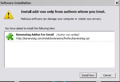 Melacak Aktivitas Email dengan Bananatag