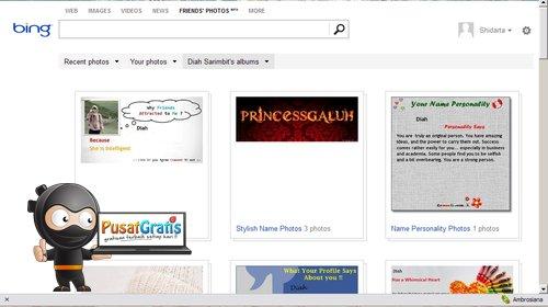 Temukan Foto Facebook Teman Kamu Menggunakan Bing Friends Photos!