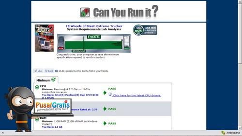"""Bisa Nggak ya, Game ini Dimainkan di PC Kita? Tes aja dengan """"Can You Run It"""""""