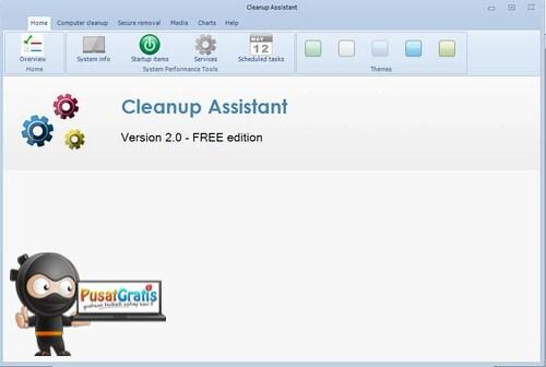Yuk Bersih-Bersih Hard Disk dengan Cleanup Assistant