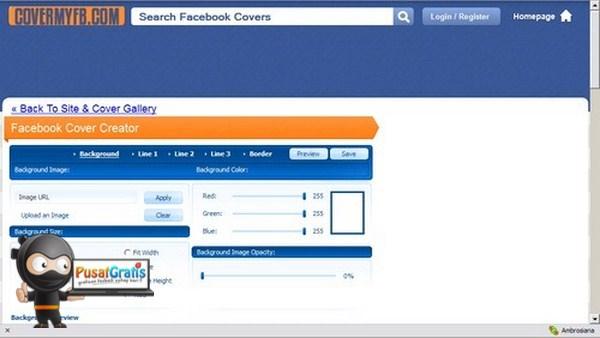 Pengen Tampil Keren di Facebook? Yuk Bikin Cover Timeline Sendiri!