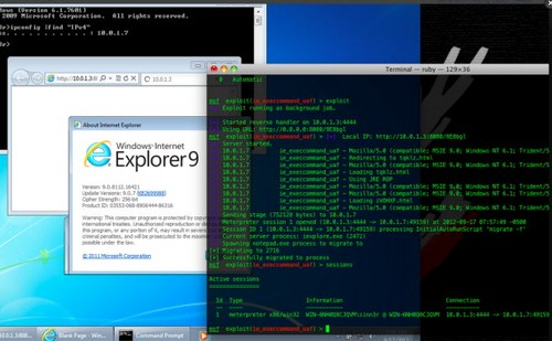 Warning: Ada Exploit di 3 Versi Internet Explorer Terbaru!
