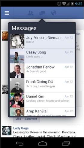 Facebook Sedang Mengembangkan Aplikasi Native Android yang Jauh Lebih Cepat!
