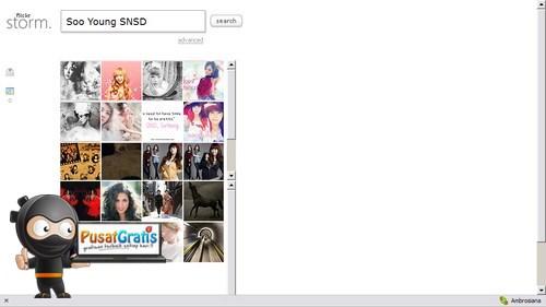 Mencari Gambar dari Flickr Lebih Mudah dengan FlickrStorm
