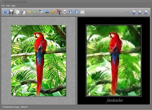 Ubah Fotomu Menjadi Sketsa dengan FotoSketcher