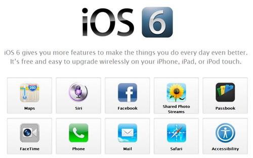 iOS 6 Sudah Dirilis, Upgrade Sekarang Yuk!