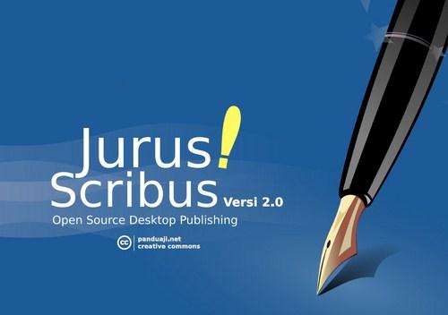 Ebook Panduan Membuat Layout Majalah dengan Scribus