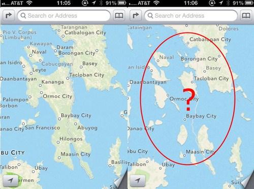 Hampir separuh daratan Filipina hilang dan terbagi menjadi 6 bagian!