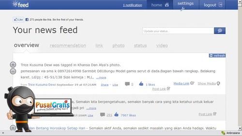 Mengeksplor dan Berlangganan Konten Facebook Pilihan Kamu dengan LeFeed