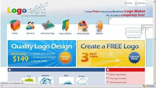 Perlu bantuan membuat Logo? Coba LogoEase!
