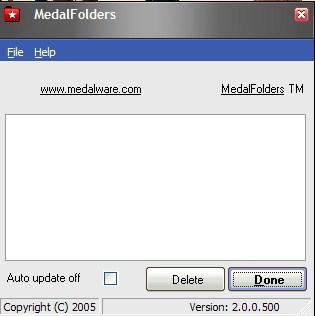 Lebih Cepat Mengakses Folder dan Aplikasi Favorit dengan MedalFolders