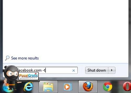 Cara Membuka Facebook yang Diblokir
