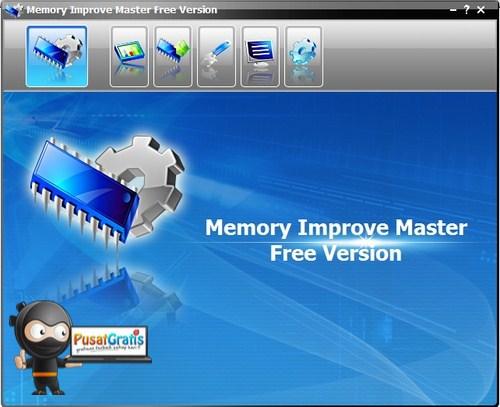 Meningkatkan Kinerja Memori Komputer dengan Memory Improve Master