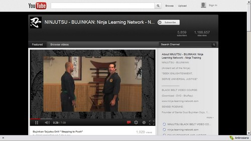 3 Channel YouTube untuk Belajar Ninjutsu