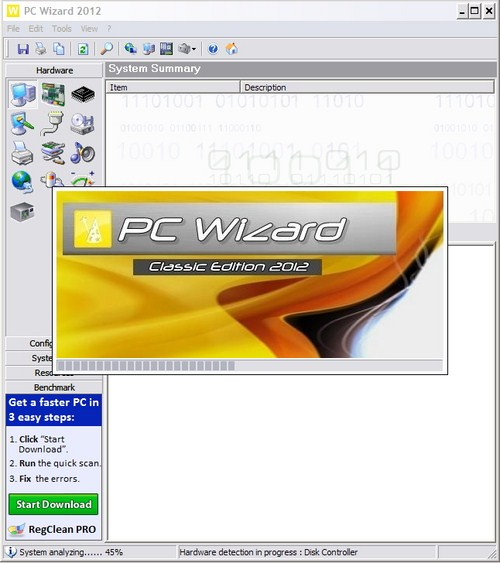 Menganalisis Sistem Komputer Kamu dengan PC Wizard