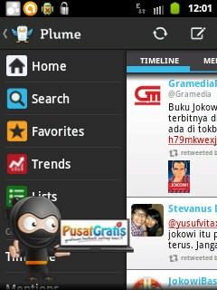 Plume: Twitter Client yang Semakin Memudahkan Kamu 'Berkicau' via Android