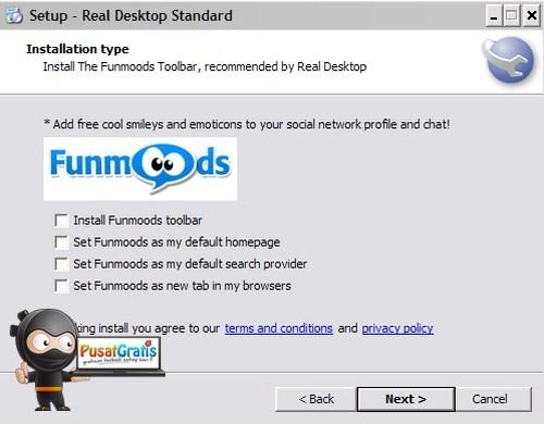 Rasakan Sensasi 3D di Desktop Komputer dengan Real Desktop!