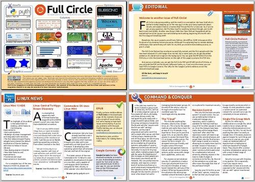 Membuat Majalah Sendiri dengan Scribus