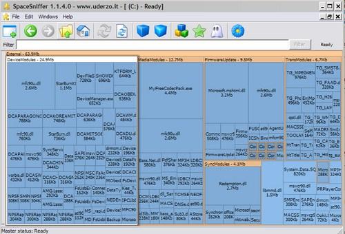 SpaceSniffer: Aplikasi untuk 'Mengendus' Ruang Kosong dalam Hard Disk