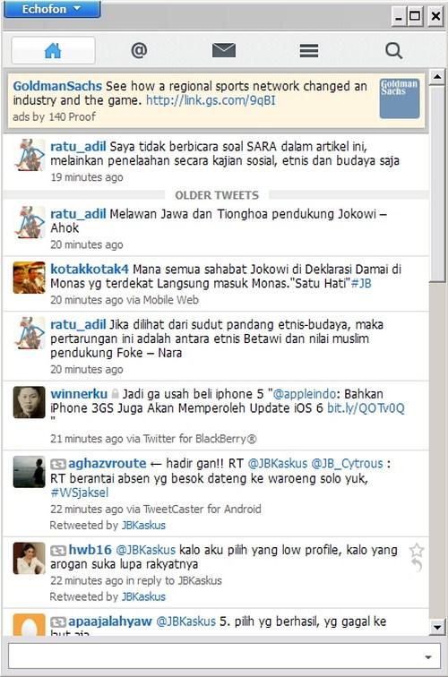 5 Twitter Client Gratis untuk Memudahkan Twitteran di Desktop