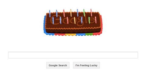 Selamat Ulang Tahun Ke-14, Google!