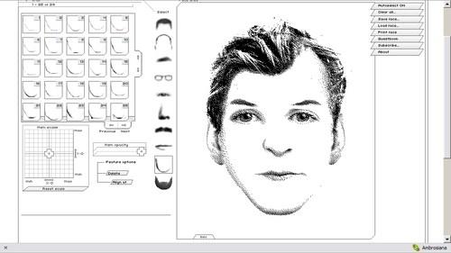 Bermain Sebagai Seniman Sketsa Menggunakan Ultimate Flash Face