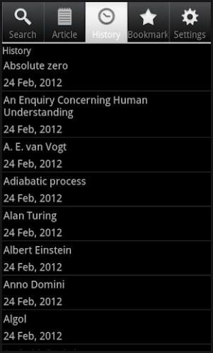 Download Wikipedia Versi Offline untuk Android