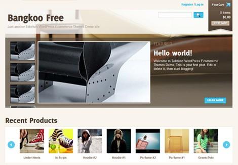 5 Template WordPress Toko Online Gratis