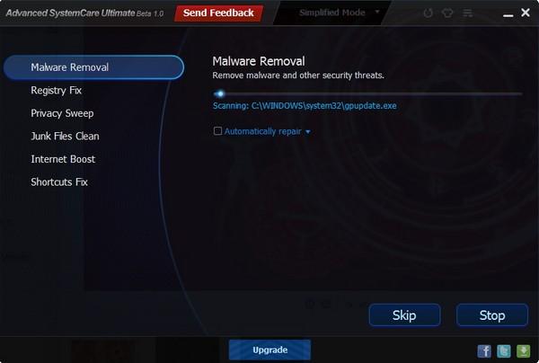 Advanced SystemCare Ultimate: Satu Aplikasi untuk Antivirus, Registry Cleaner dan System Optimizer!