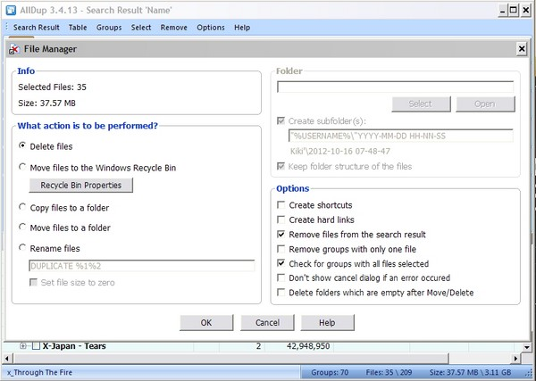 Alldup: Satu Lagi Alternatif untuk Menghapus File Kembar di Hard Drive Kamu!