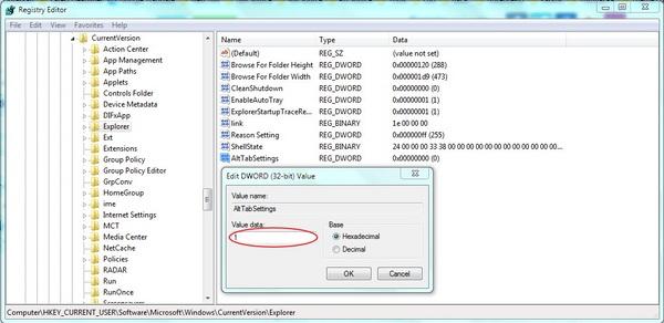 Dapatkan Lebih Banyak Trik Alt+Tab di Windows 7