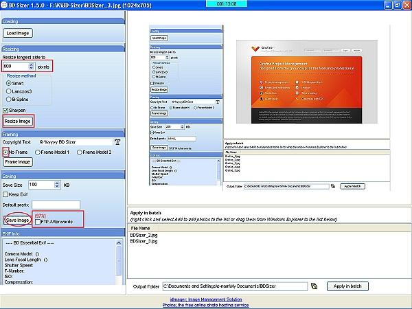 BD-Sizer: Aplikasi untuk Batch-Resize secara Cepat