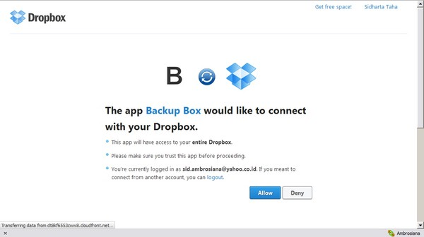 Tips Memindahkan File lintas Dropbox, GoogleDrive, dan Box