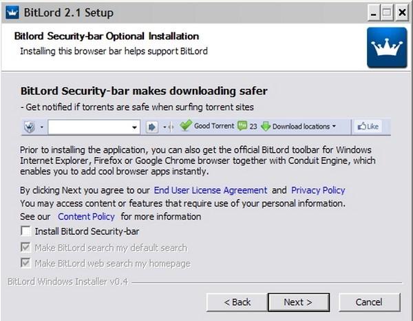 BitLord: Aplikasi Alternatif untuk BitTorrent
