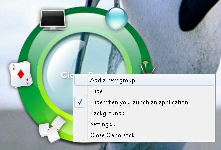 Yuk Buat Tampilan Desktop Lebih Cantik Dengan CianoDock!